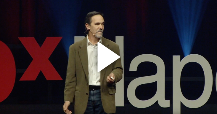 This is craig speaking at TEDx in Naperville